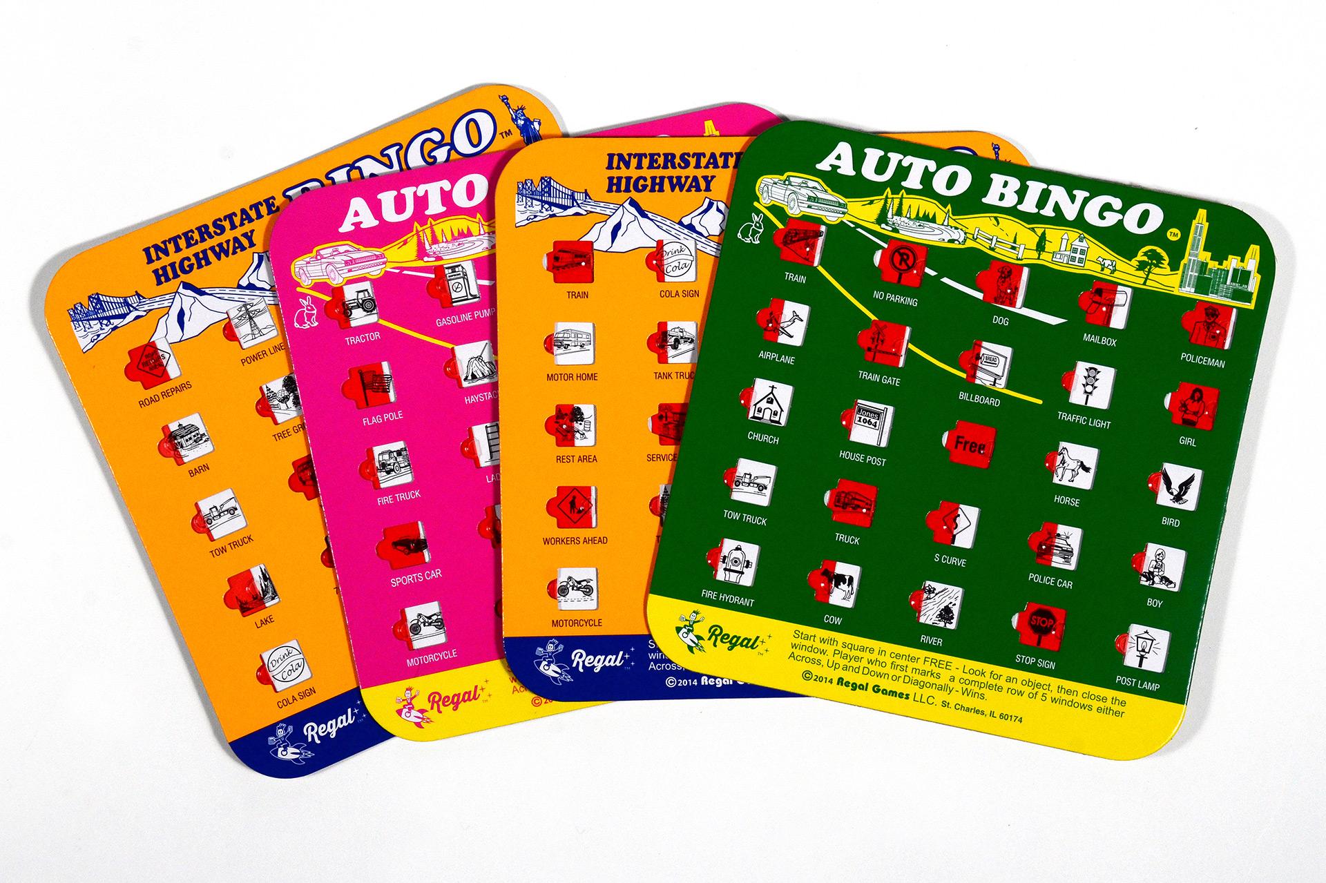 Backseat Bingo